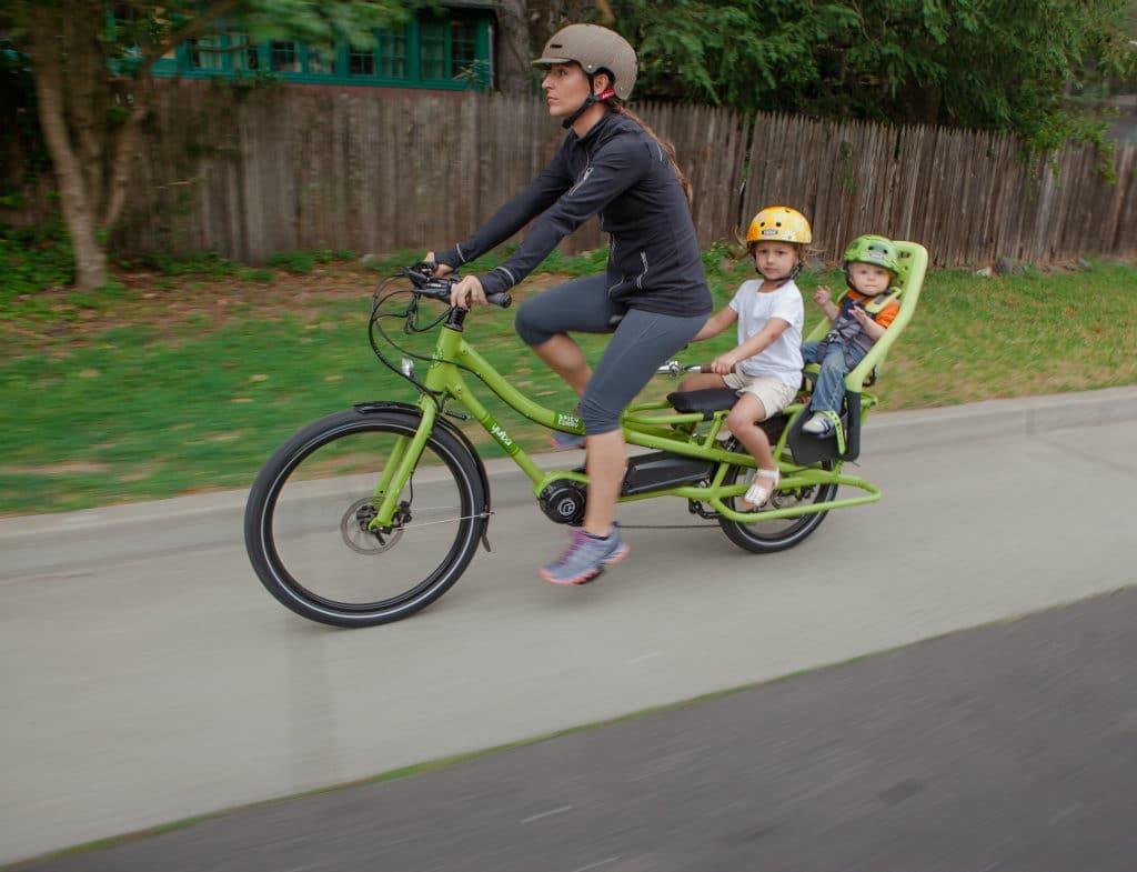 Family Cargo Bikes