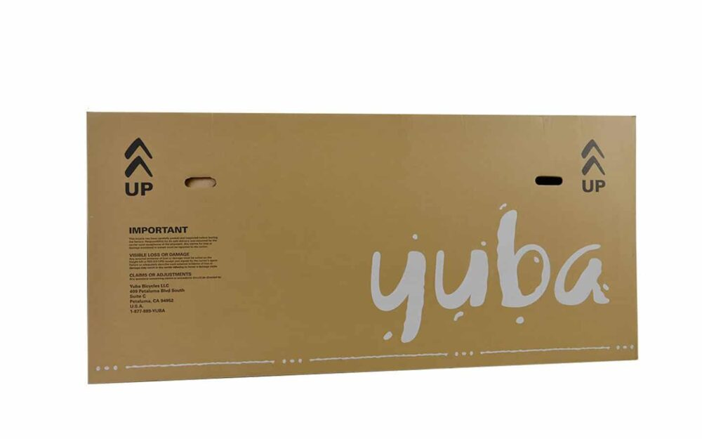 Yuba Package Partially Assembled