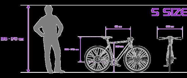 Desiknio Size Guide S
