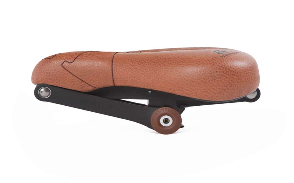 Seatylock Comfort Brown Profile