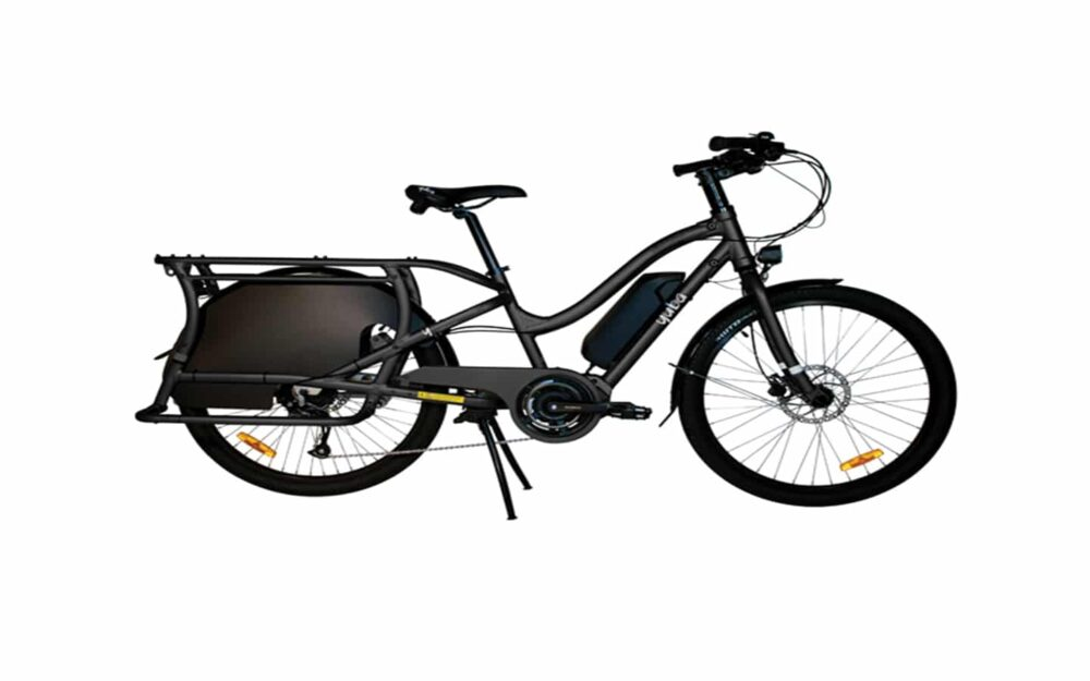 Yuba Electric Boda Boda Black Product 1