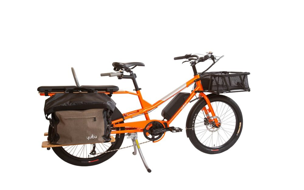 Yuba Electric Kombi Orange Product 11
