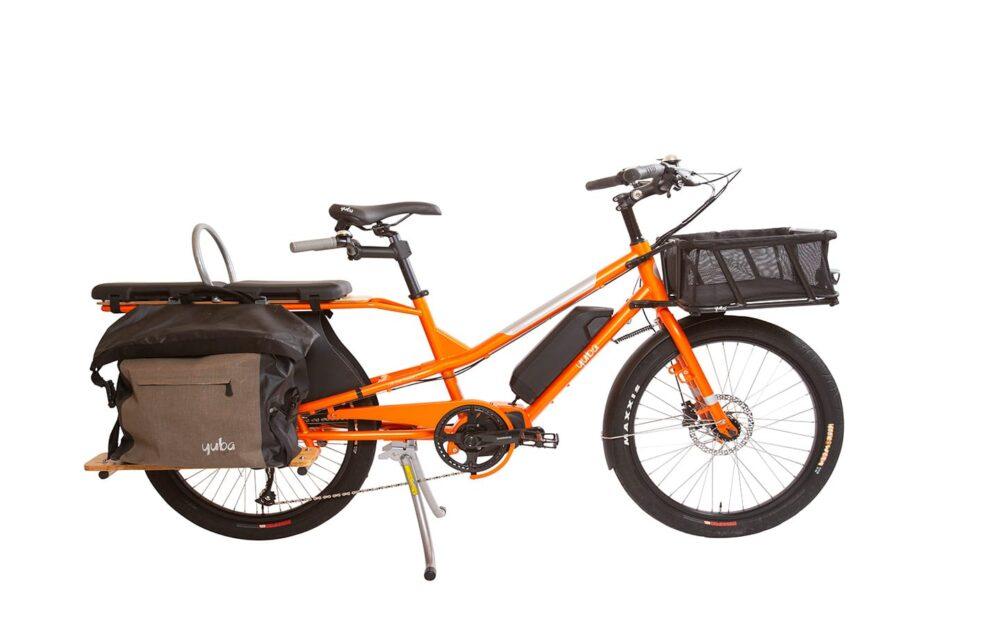 Yuba Electric Kombi Orange Product 9