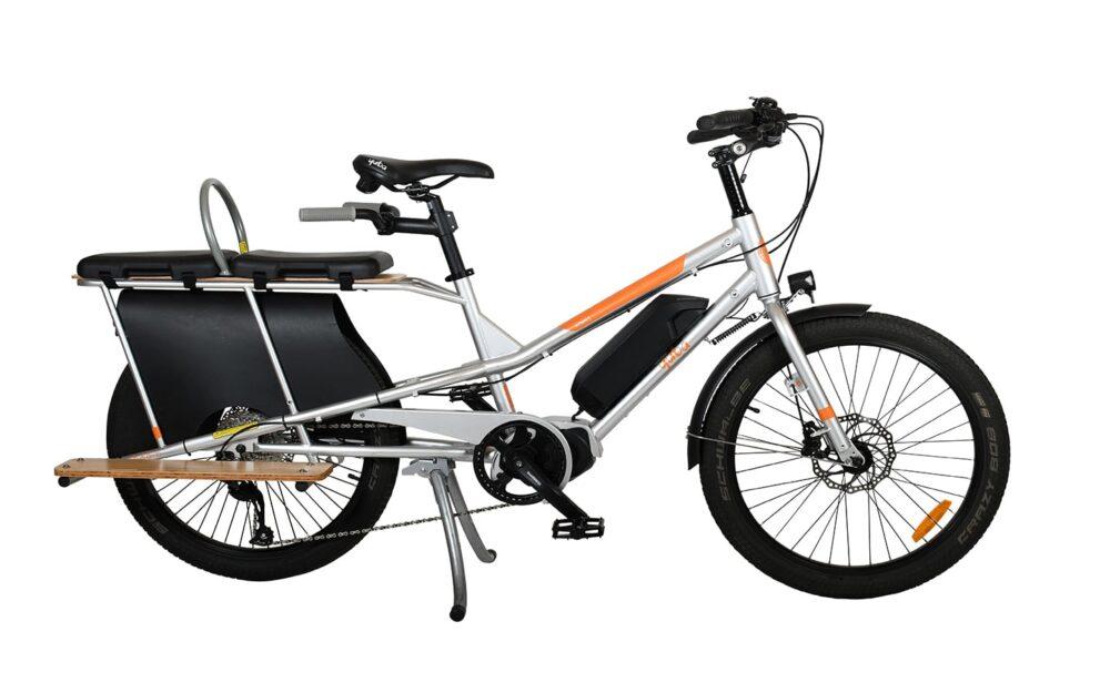 Yuba Electric Kombi Silver Product 10