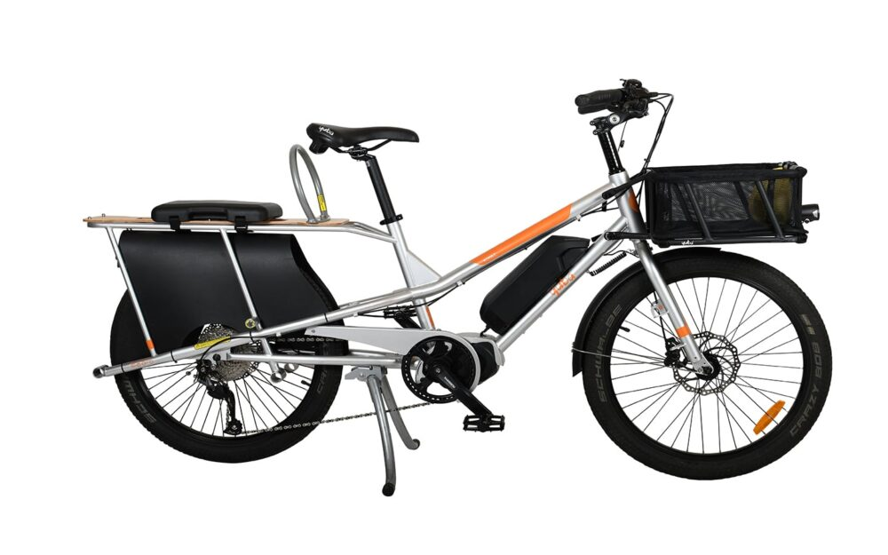 Yuba Electric Kombi Silver Product 11