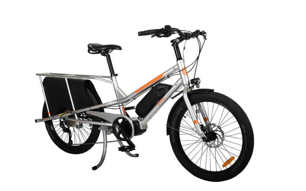Yuba Electric Kombi Silver Product 2