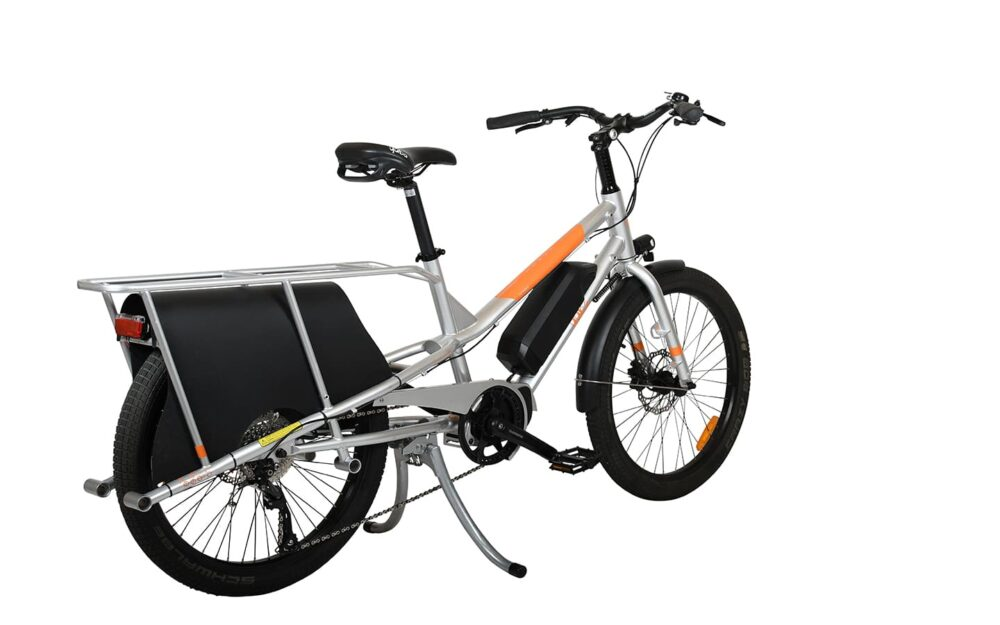Yuba Electric Kombi Silver Product 3