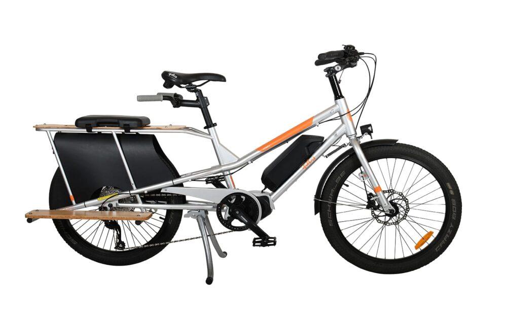 Yuba Electric Kombi Silver Product 8