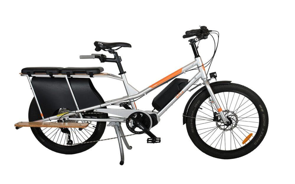 Yuba Electric Kombi Silver Product 9