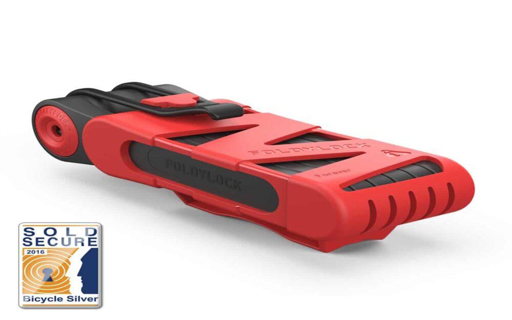 Foldylock Classic in Case Red