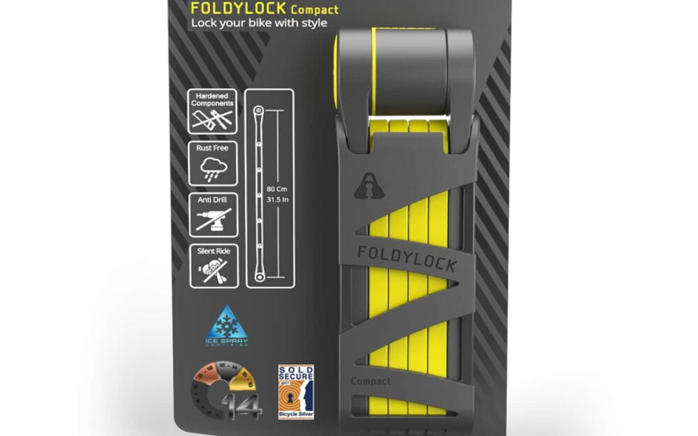 Foldylock Compact Package Yellow
