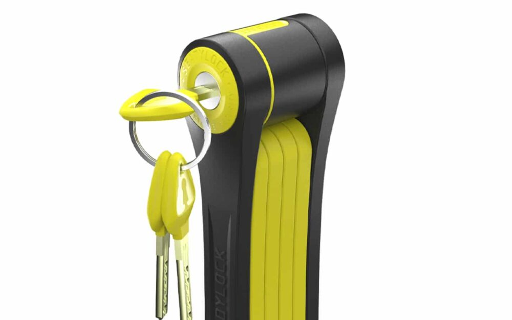 Foldylock Compact Profile Yellow