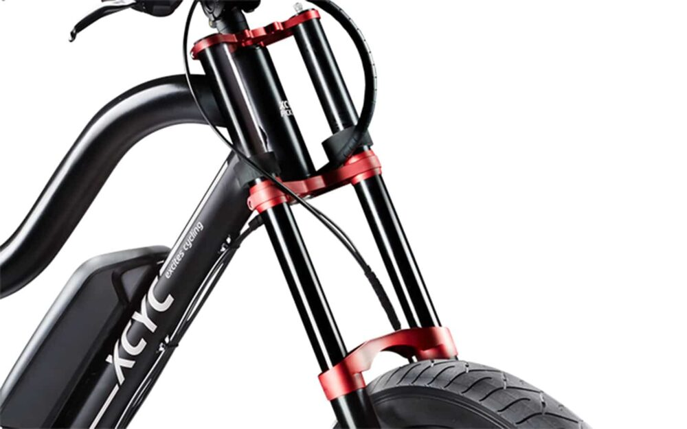 XCYC Premium Mc-Air Double Bridge Spring Fork