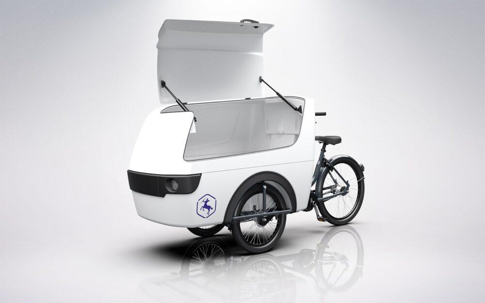 Centaur Cargo Trike XL Product 2