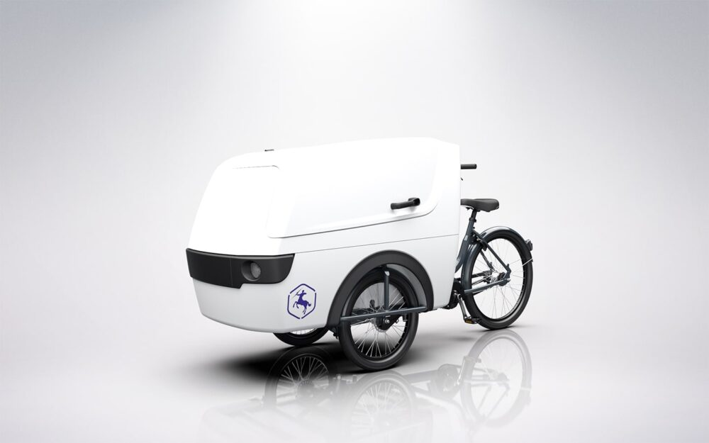 Centaur Cargo Trike XL Product 3