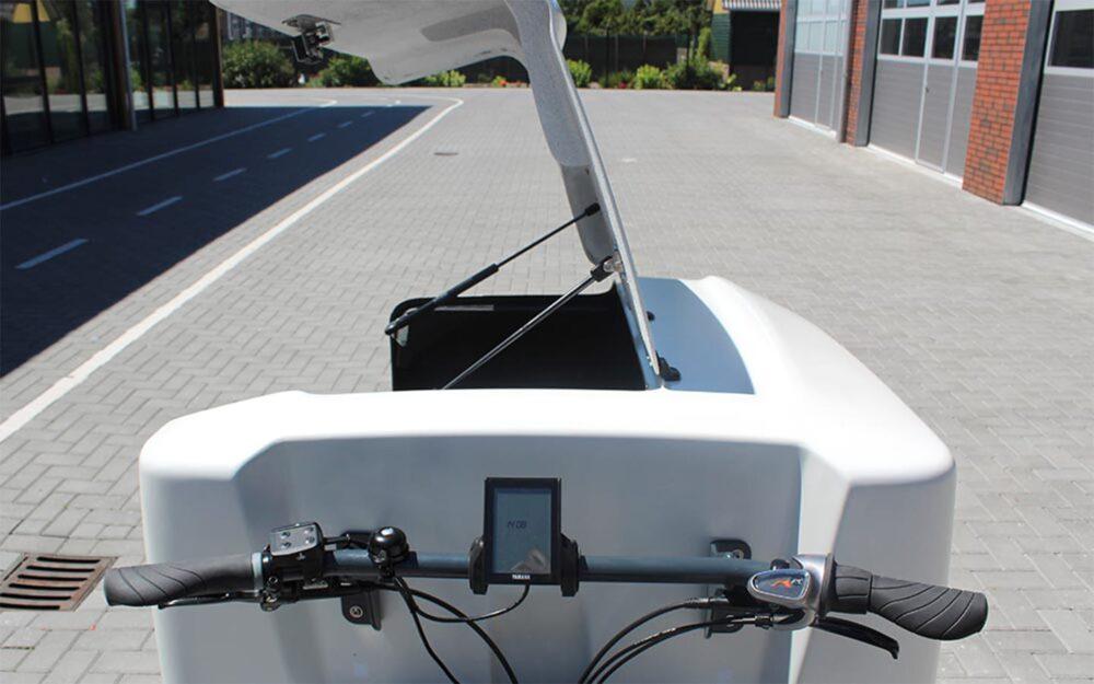 Centaur Cargo Trike XL Product 5
