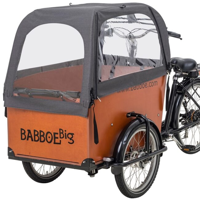 Babboe Big Rain Tent Product 1
