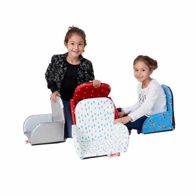 Babboe Little Kid Seat Lifestyle 1