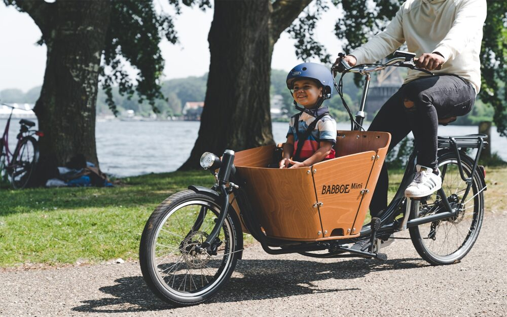 Babboe Mini E Lifestyle 3