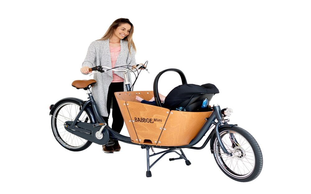 Babboe Mini Lifestyle 1