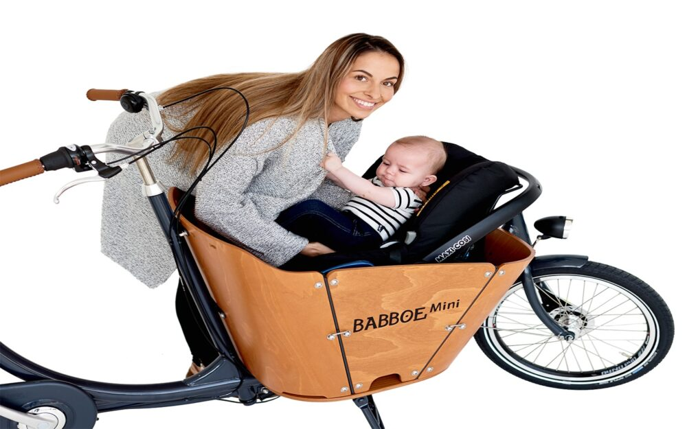 Babboe Mini Lifestyle 2