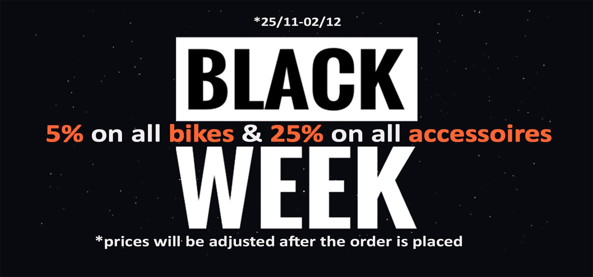 Black Week Promo Black Friday 2019 eng