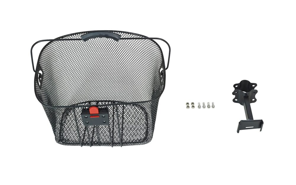 Kiffy Wire Basket Black Product 1