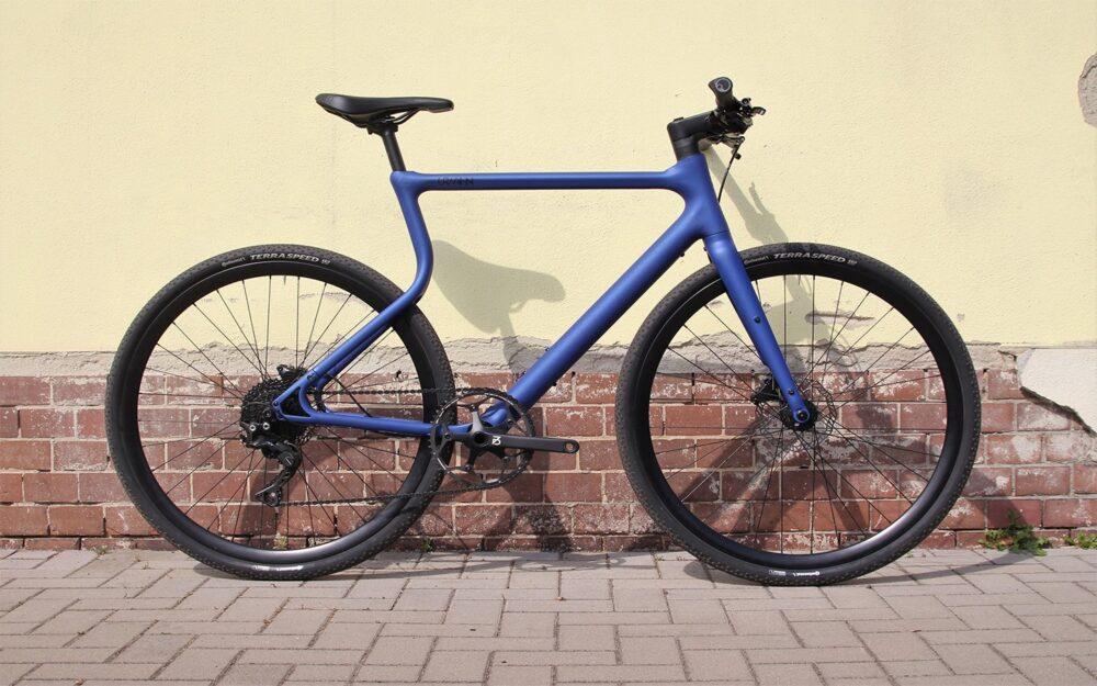 Urwahn Platzhirsch Cobalt Blue Product 1