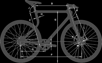 Urwahn Platzhirsch Frame Geometry