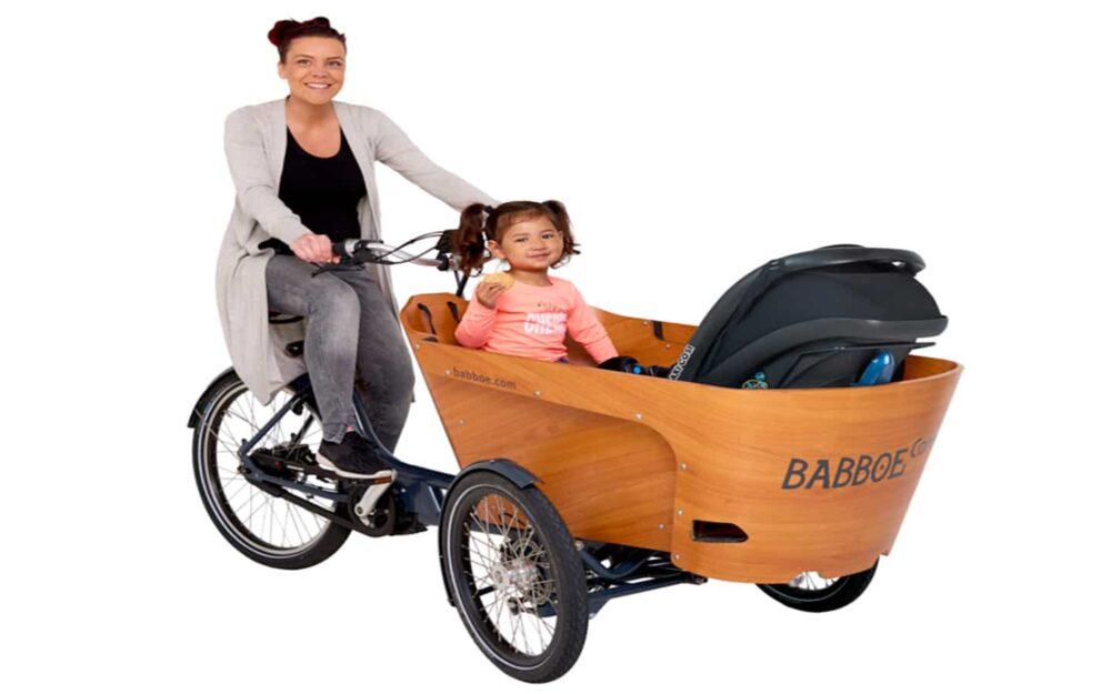 Babboe Carve E Lifestyle 1