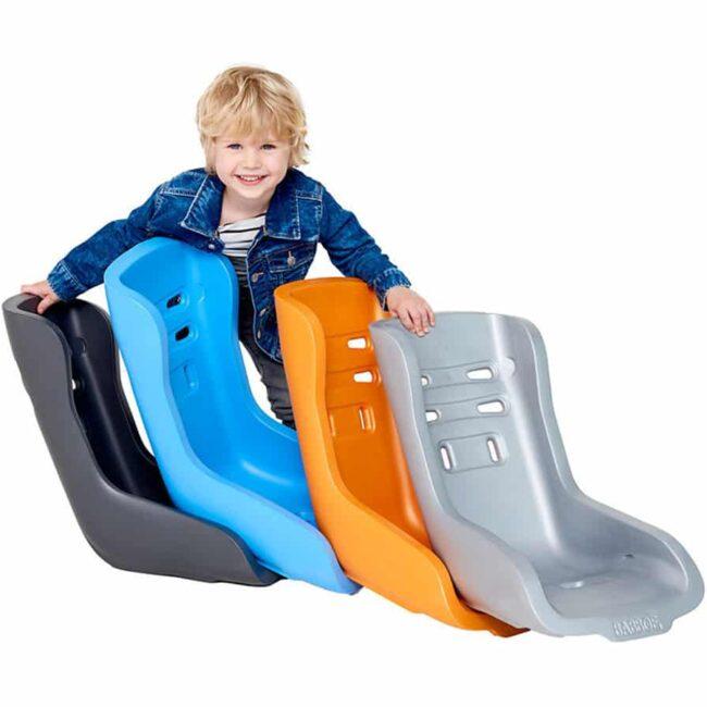 Babboe Toddler Seat Lifestyle 1