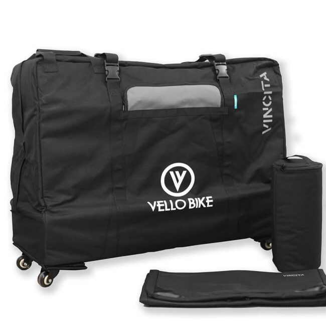 VELLO Transport Bag with wheels Product 1