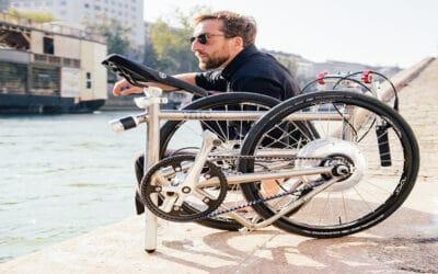 Vello Bike+ Titanium Lifestyle 3