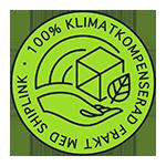 Klimatkompenserad sigill Shiplink SE